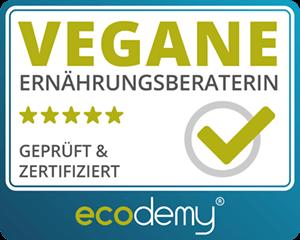 ecodemy siegel ausbildung vegane ernaehrungsberaterin vea 150px