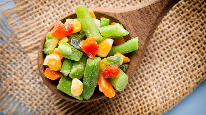 Hier findest du eine Auswahl an tiefgekühlten Obst & Gemüse.