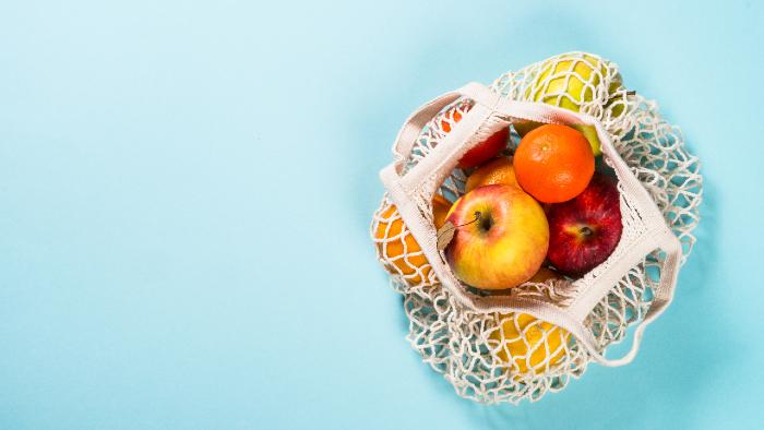 Hier findest du eine Auswahl an Obst. Diese variiert je nach Saison und Region.