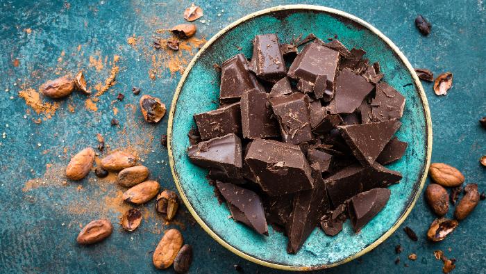 vegan einkaufen schokolade